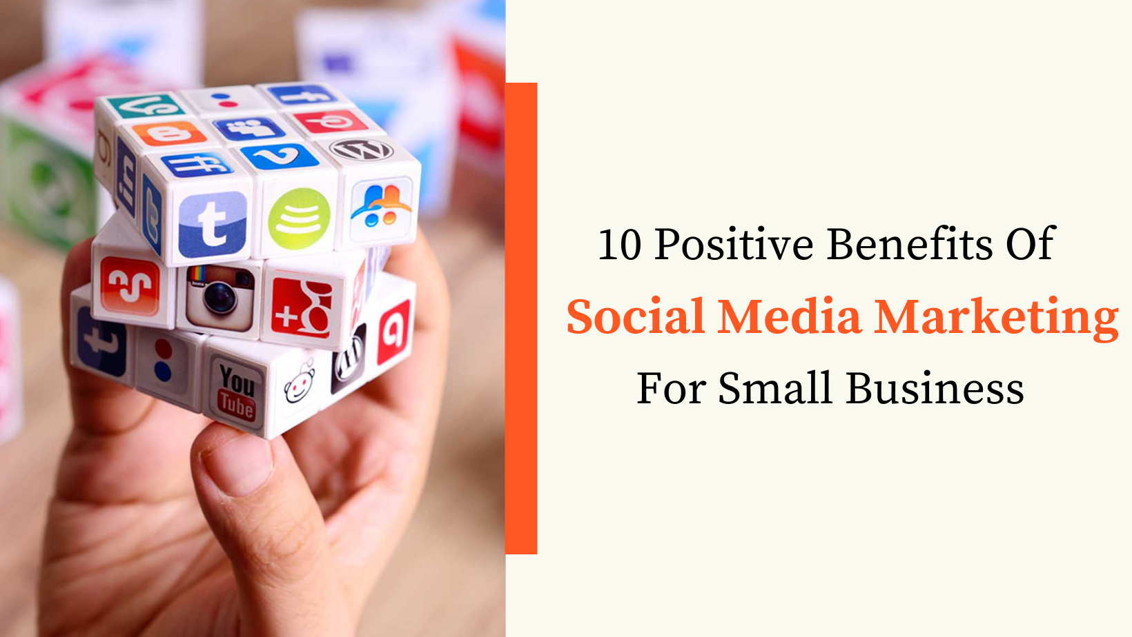 10 Positive Benefits Of Social Media For Small Business