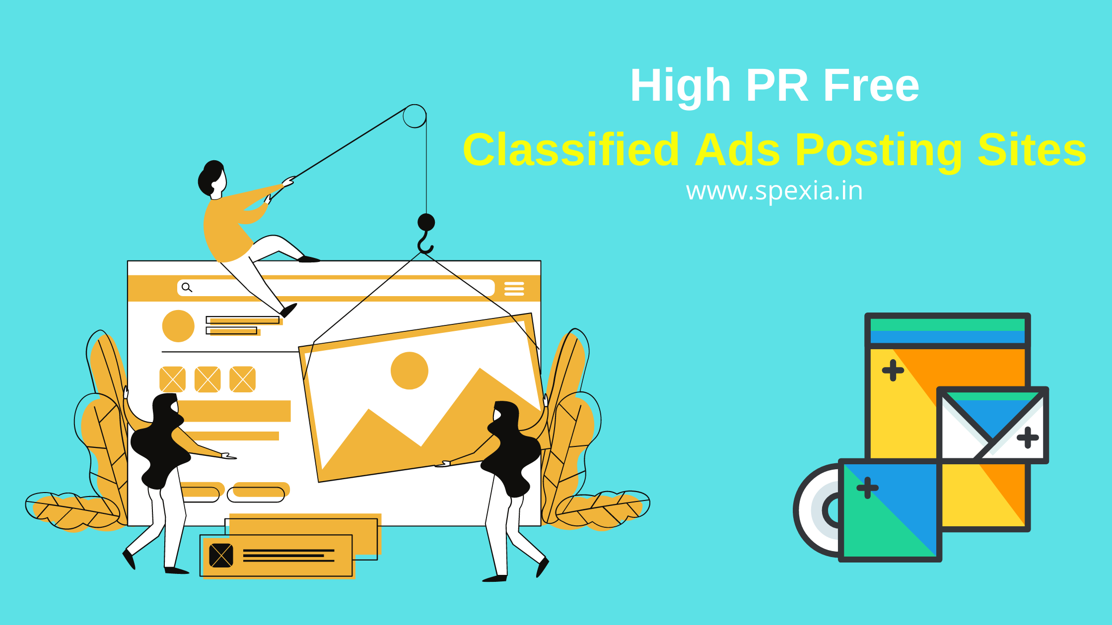 High PR Free Classified Ads Posting Sites