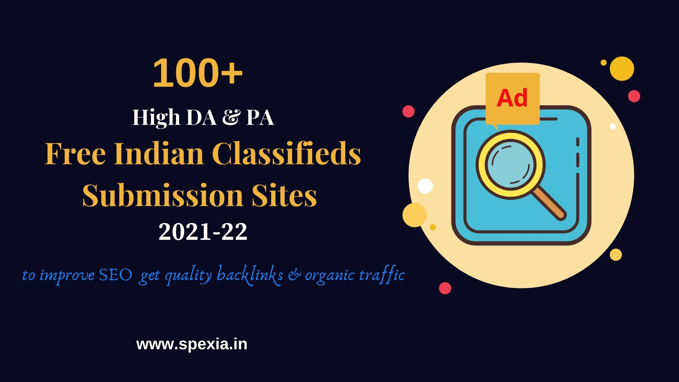 Free Indian Classifieds Submission Sites